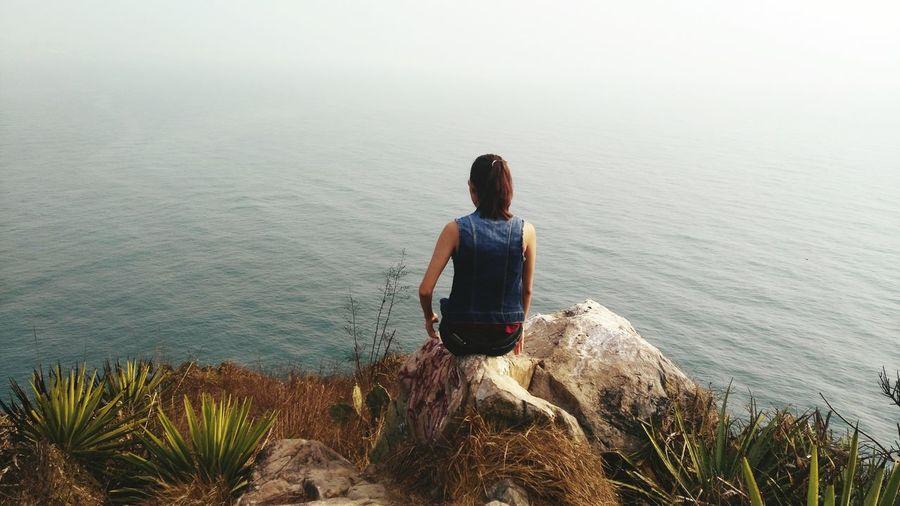 A punto del precipicio... Quebradavillarica Trip Relaxing