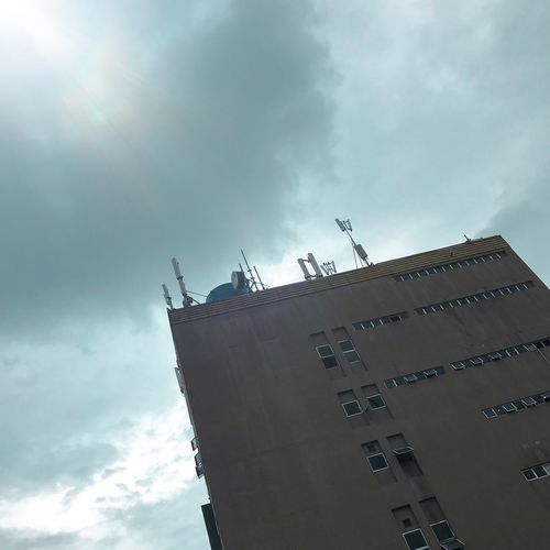 Building Cloud
