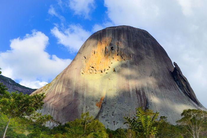 Pedra Azul, ES - Brasil Landscape Mountain Cloud - Sky Tree Sky Nature Mn Turist Bealtiful Likes4likes Bealtifulday No People Outdoors Day PedraAzul Es Brasil ♥ Brasil