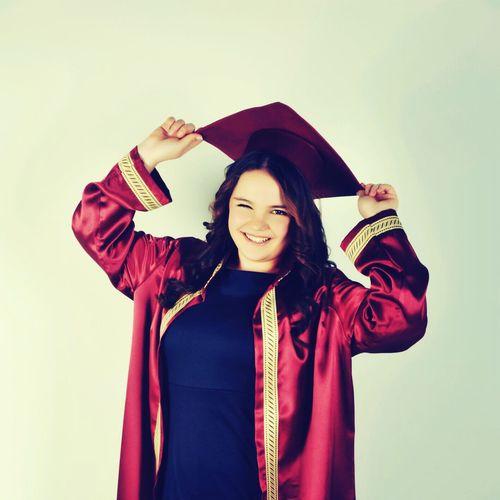 Last Year :)  Graduation 2012 Happy :)