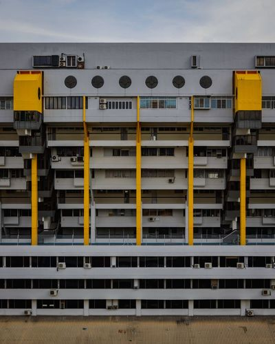 Yellow Built