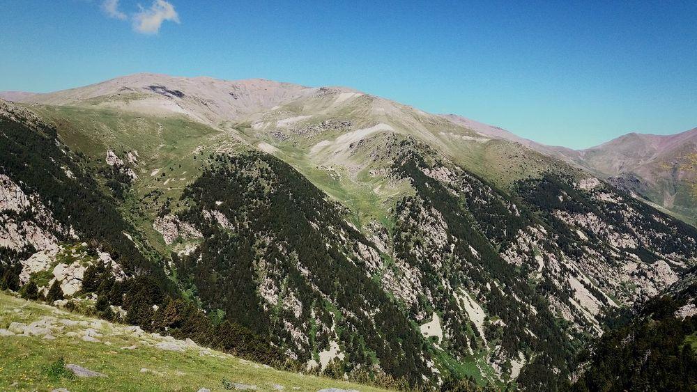 Mountain Spanje Hiking