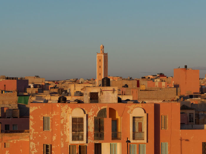 Architecture Building Exterior Built Structure City Day Laayoune No People Outdoors Sky