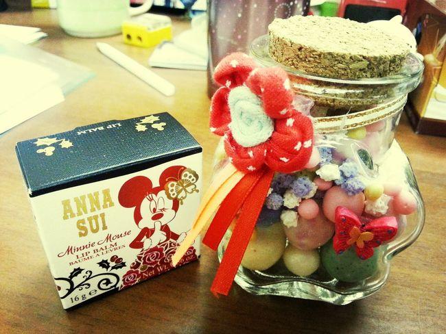 Birthday gift to my friend~