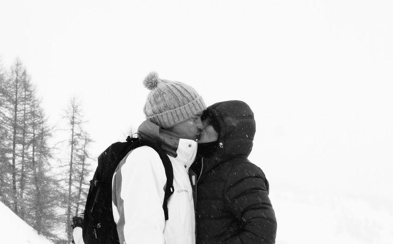 Love Kiss Snow à Vars