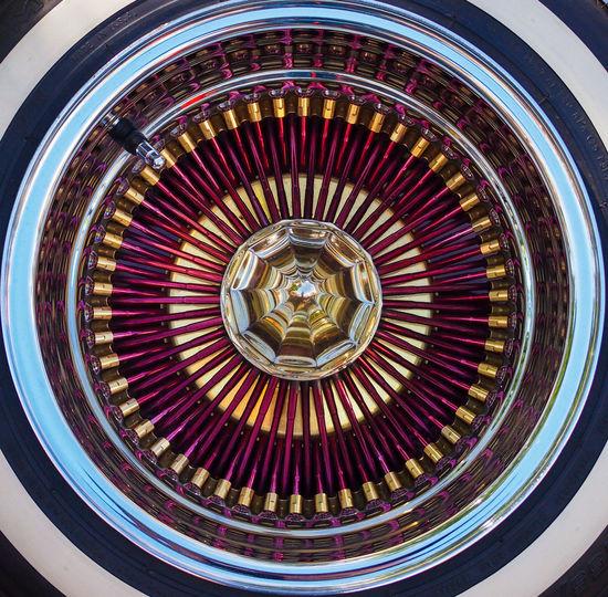 tyre Oldtimer Oldtimer Love Design Spiral Multi Colored Day Close-up Circle Geometric Shape Pattern Shape No People Car