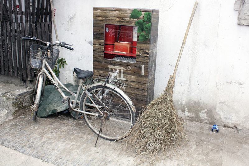 Suzhou China Bicycle Bicycle And Broom Broom Canon EOS 5DS China Chinese Broom Chinese Culture Chinese Culture And History Chinese Identity No People Ping Jiang Pingjiang Pingjiang River Residential Structure Suzhou Suzhou China SUZHOU PINGJIANG ST Suzhou River Suzhou, China Venice Of The East