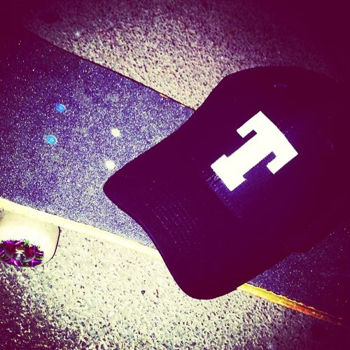 New cap!