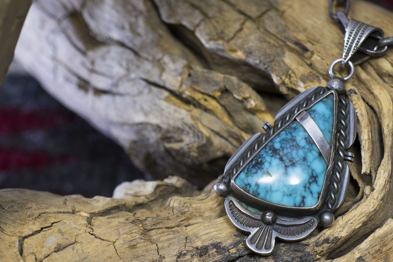Jewelry Turquoise Pendant Top Wood Blue Silver Sterling 925 antique old Close-up 925 Antique Blue Close-up Jewelry Old Pendant Silver  Sterling Top Turquoise Wood