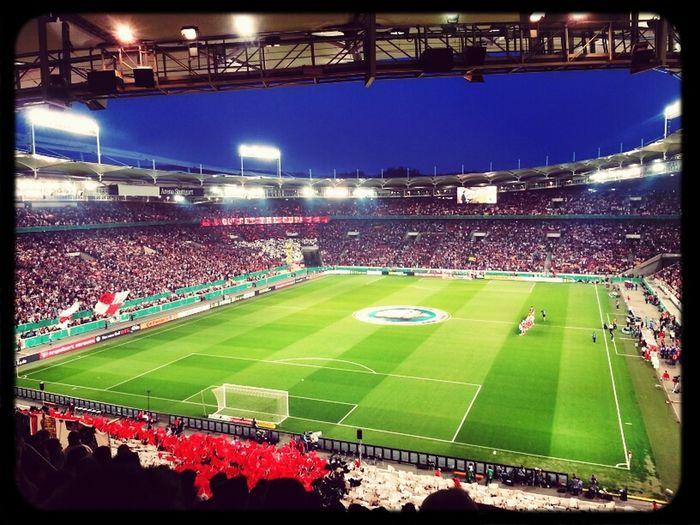 Football Watching Football DFB Pokal Vfb