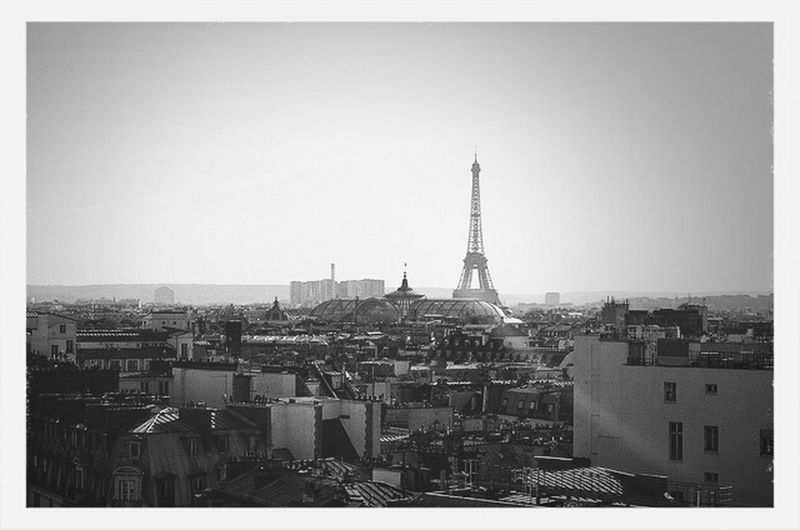 Paris ❤ Aifel Tower Beautiful City Dream A Little Dream
