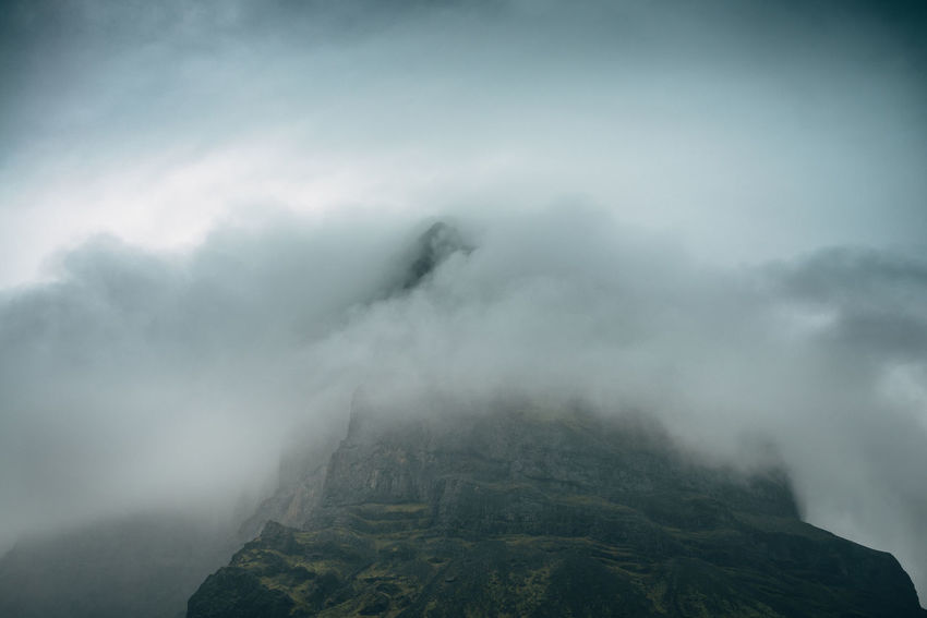 misty mountain peak Beauty Beauty In Nature Beauty In Nature Cloud Cloud - Sky Clouds And Sky EyeEm Best Shots EyeEm Nature Lover Fog Landscape Landscape_Collection Landscape_photography Market Mountain Mountains Mysterious Natural Beauty Nature Nature Outdoors Sky Storm Tranquility Weather Winter
