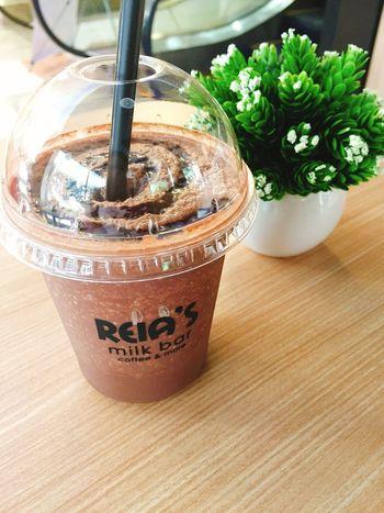Thebest Chocolate Nutella Iceblended Dessert Beverageoftheday