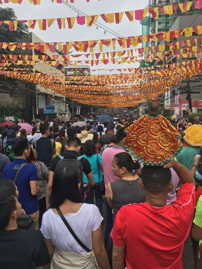Sinulog Festival Sinulog Festival EyeemPhilippines Cebu Procession RainorShine