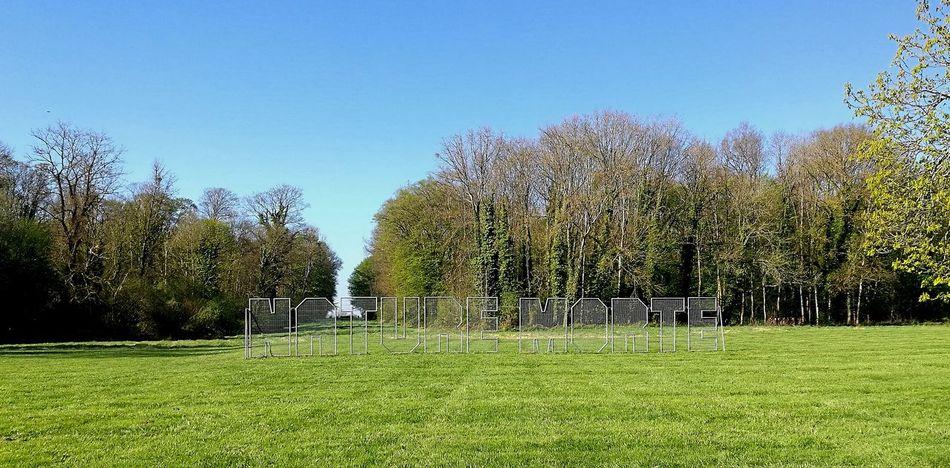 Parc Run Naturemorte Art Chamarande Essonne