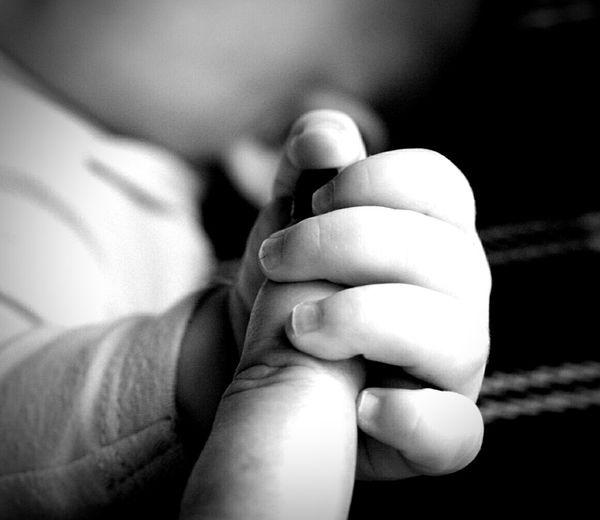 Baby Human Finger Hand Holdinghands Lovely Babyfingers