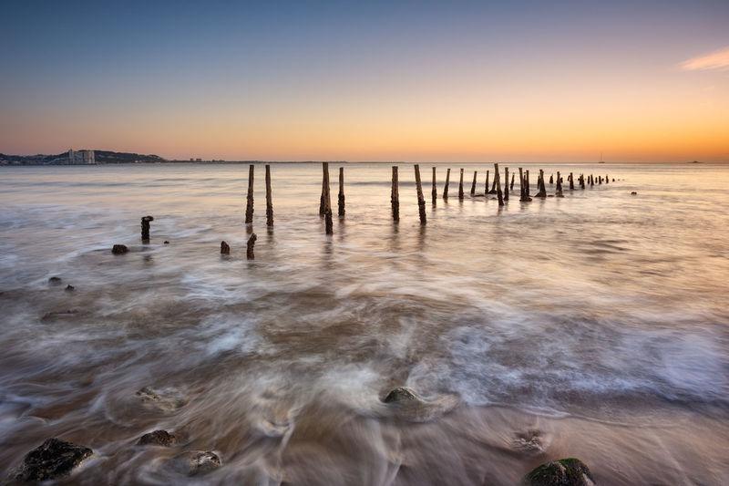 Ancient pier -