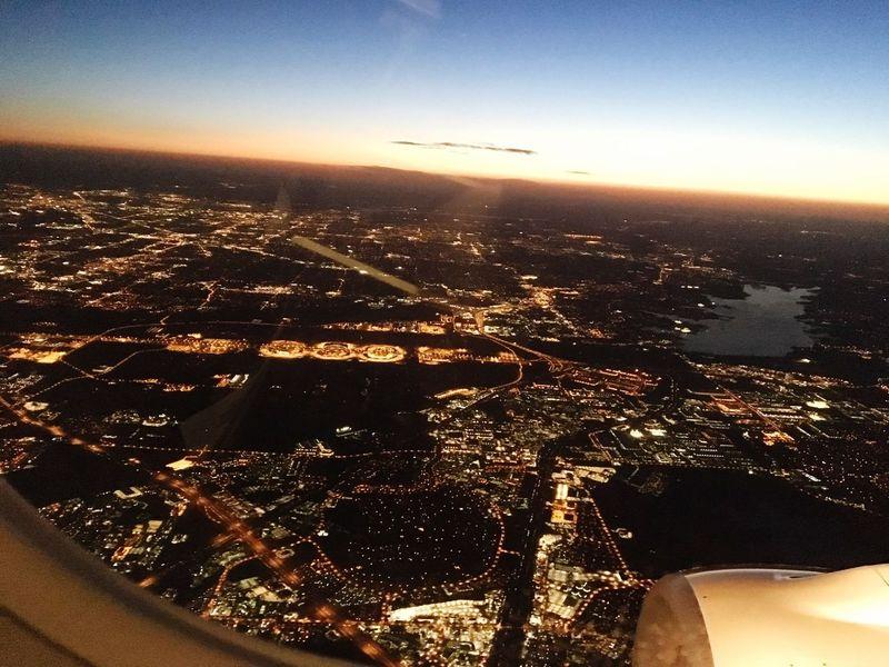 Dallas Tx Window Seat Privileges Plane View