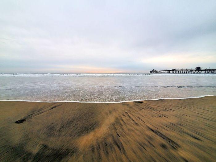 Low Tide Sea