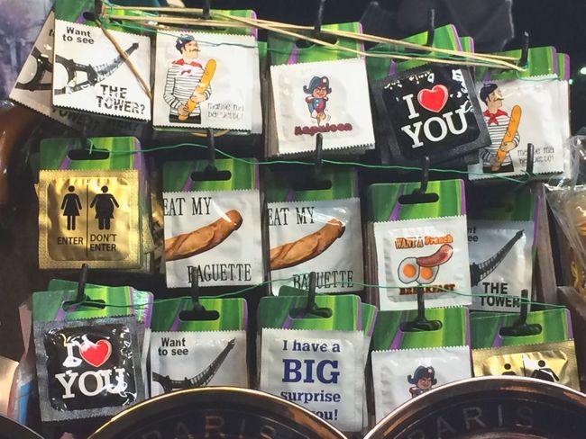 Just in Paris Paris France Condoms