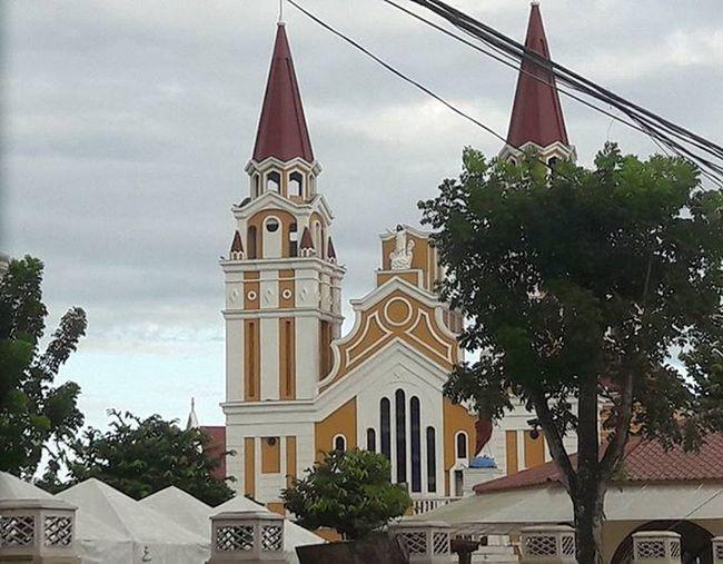 Architecture Church Landmark Commuter Roadtravel Localscene Leyte Workandtravel Street Photography Travel_ph