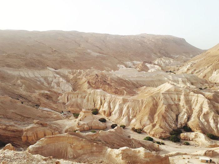 Mountain Desert Arid Climate Sky Landscape