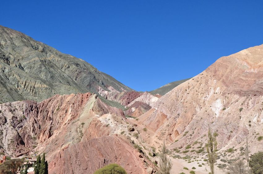 Andes Andes Mountains Argentina Arid Arid Climate Beauty In Nature Betterlandscapes Cierro De Siete Colores Colour Of Life Colours Desert Humahuaca Jujuy Landscape Mountain Mountain Range Nature No Filter Purmamarca Quebrada De Humahuaca Rock - Object Rock Formation Scenics South America The Great Outdoors - 2017 EyeEm Awards Been There. Perspectives On Nature An Eye For Travel