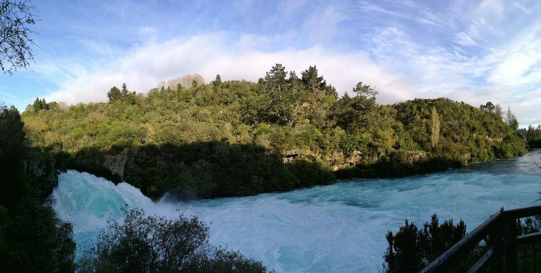 Huka Falls New Zealand
