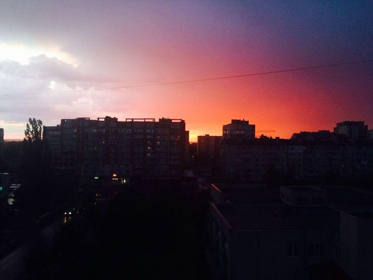 Lutsk another Evening in my Lovely City