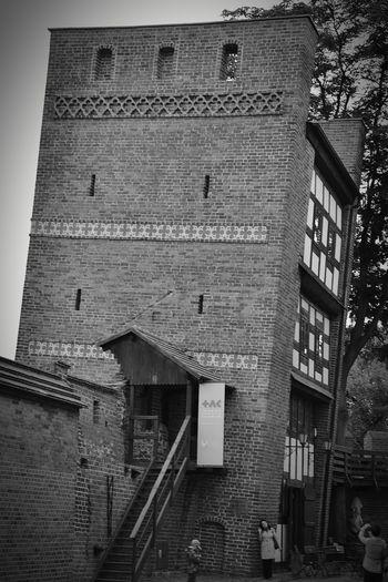 Krzywa Wieża, Architecture Built Structure Monument Brick Building Curves And Lines Curve Tourist Travel Destinations Toruń City NikonD3100 Nikkor 18-105mm Torun, Poland