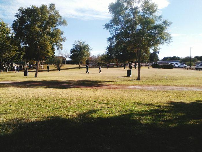 Al Parque A Divertirnos .