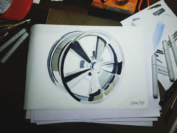 Rim.....markers...filters....cam...