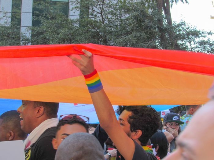 Gay Pride in São Paulo Gay Pride Gay Pride Group Of People Crowd Event Real People Human Arm Large Group Of People The Photojournalist - 2019 EyeEm Awards Day Limb Celebration Enjoyment Arms Raised Flag Adult Togetherness Human Body Part Human Limb Outdoors Men Festival
