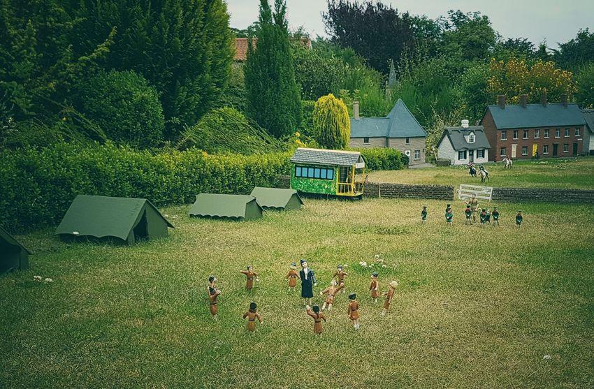 Bondville Macro Photography Yorkshire Bridlington Macro Miniature Miniature Village Model Village Sculpture Uk