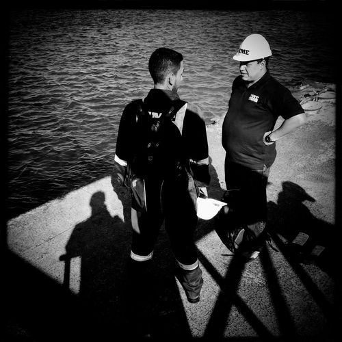 #OnAssignment for GeoSea, Belgium. #lovemyjob #panama #panamacity #photography #asignacion #belgium #puntapacifica Blackandwhite Black And White Light And Shadow Taking Photos Photography Check This Out Assignments Panamá Hipstamatic IPhoneography