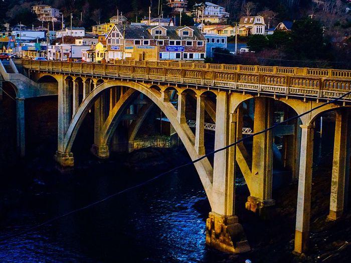 Bridge Floating Over Water West Coast Love Tiny Town Magic Master Architect EyeEmNewHere EyeEmNewHere The Week On EyeEm