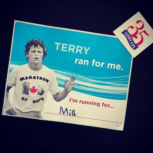 TerryFox Run Terryfoxrun Mia runofhope vancouver northshore northvancouver cancerawareness vancouver_instargram