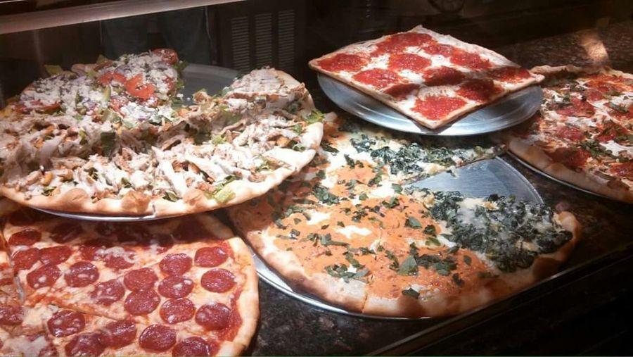 Pizza Foodporn Foodgasm Newyorkcity Lunettas Eating