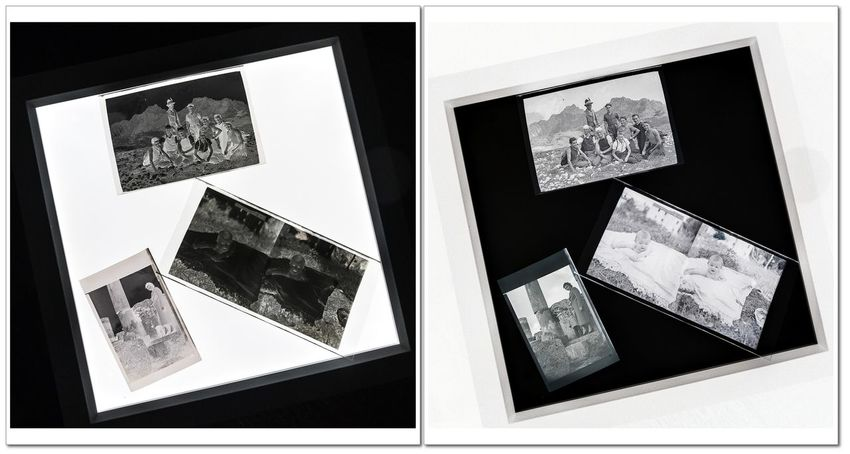 Memories A Long Time Ago Fifties Negative Photography Old Picture Oldies Photograph Picture Frame Souvenirs