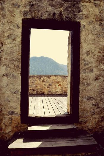Slovenia Celje Old Castle Old Castle Door Old Castle Walls Window No People Architecture