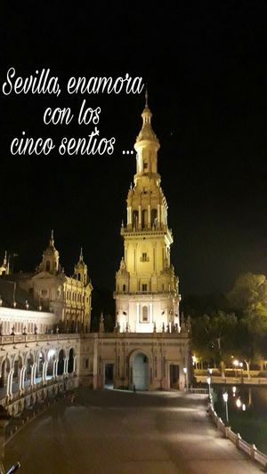 Architecture Travel Destinations Tourism No People Illuminated Cityscape City Sky City Lovemylife MyPhotography👌🏼 Mycapture Lovemylife😘 LoveIt ❤️ Emotions Cityscape MyCity❤️ Sevilla Spain Text Communication Architecture Myview Great View History MyPassionInLife