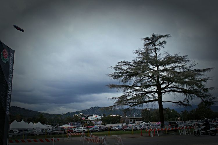 Rainy days...