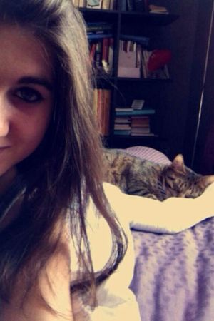 Cat♡ My Cat Enjoying Life That's Me