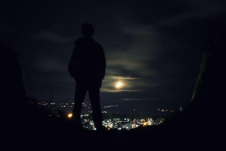 Cities At Night Night Photography City Lights Watchman Gaurdian