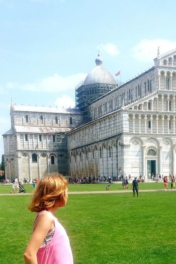 In Pisa City Child Childhood Children Only Architecture City Pisa Pisa Italy Pisa Baptistry Pisa Cathedral Cathedral Italy❤️ Italy 🇮🇹 Girl Hollyday Urlaub ❤ Vacations Cityscapes Toskana Toscany Toscana ITALY Pisa <3 Pisa Tourists Pisa, ıtaly Pisa - Italy Catholic Church