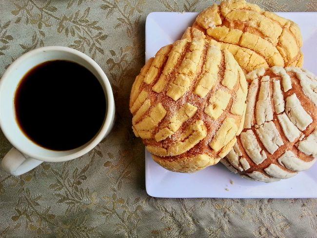 Cafe con Conchas ❤ Conchas Cafe Coffee