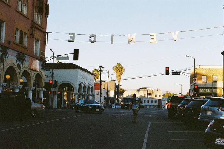 Analogue Analogue Photography California California Dreamin City EyeEmNewHere Ishootfilm Los Angeles, California Travel Trip USA Venice Beach Walk WestCoast City Film Photography Filmisnotdead Landscape Road Street Sun Stories From The City