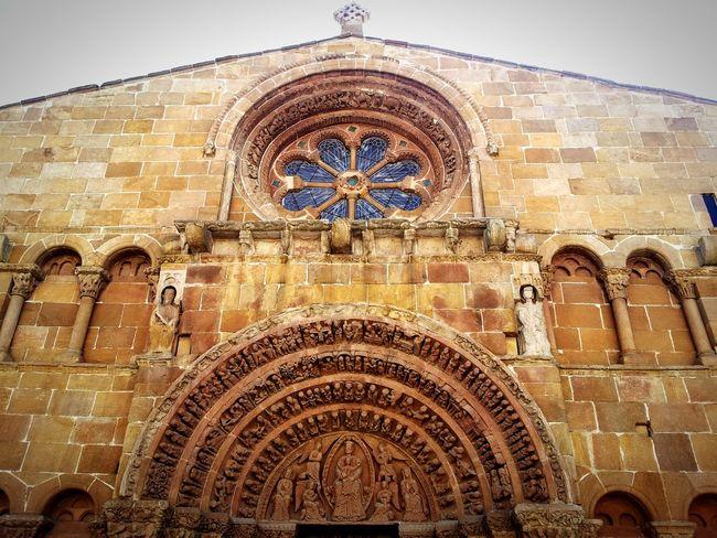 Soria Temple Architecture Iglesia