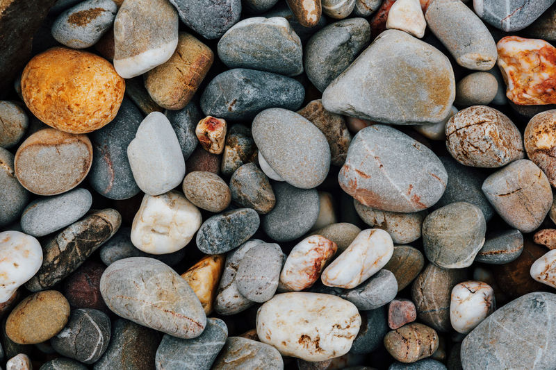 Backgrounds Beach Close-up Day Full Frame Large Group Of Objects Nature No People Outdoors Pebble Pebble Beach Rock - Object Stone - Object