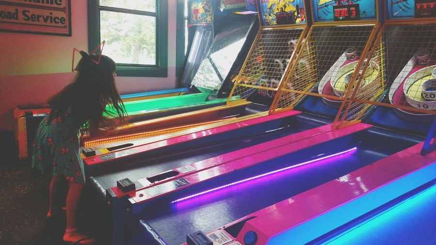 Colour Of Life Taking Photos Ski Ball Neonlights Neon Colors Enjoying Life Cellphone Photography Candid Photography Vivid Colours  Capture The Moment The Week Of Eyeem August Showcase Corvette Diner Showcase August Bold Colors Childhood Playful Best Of EyeEm EyeEm Best Shots EyeEm Team Neon Life